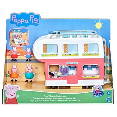 Peppa Pig Peppa's Family Motorhome