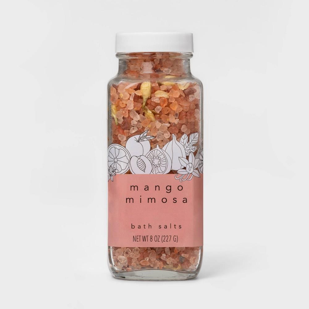 Image of Mango Mimosa Bath Salts - 8oz - Target Beauty