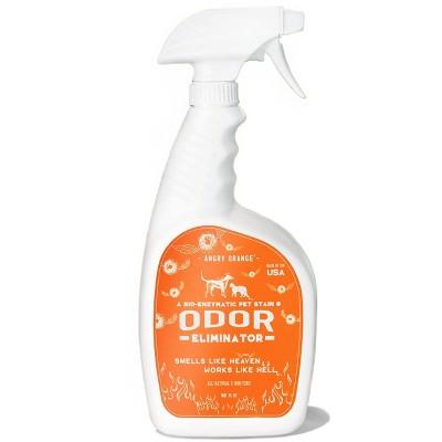 Angry Orange Pet Odor Eliminator Spray - 32 fl oz