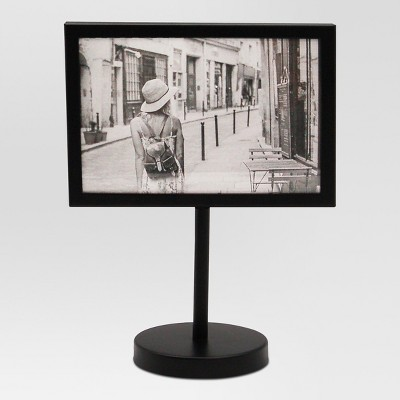 4  x 6  Modern Standing Single Picture Frame Black - Project 62™