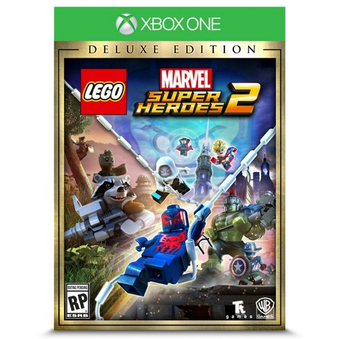 LEGO® Marvel Super Heroes 2 Deluxe Edition Xbox One - image 1 of 1