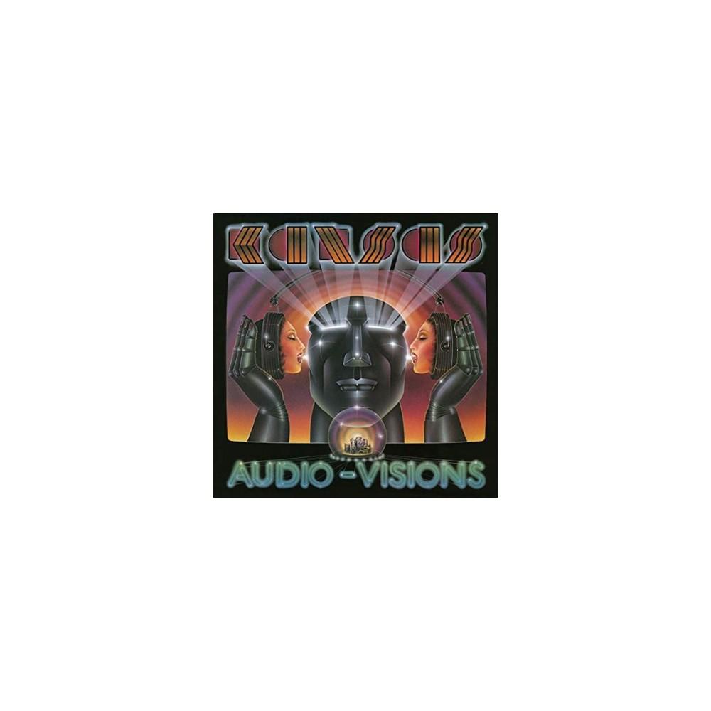 Kansas - Audio Visions (Vinyl)