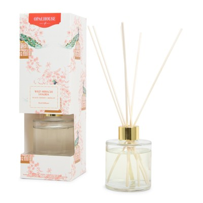4 fl oz Oil Diffuser Wild Hibiscus Sangria - Floral Collection - Opalhouse™
