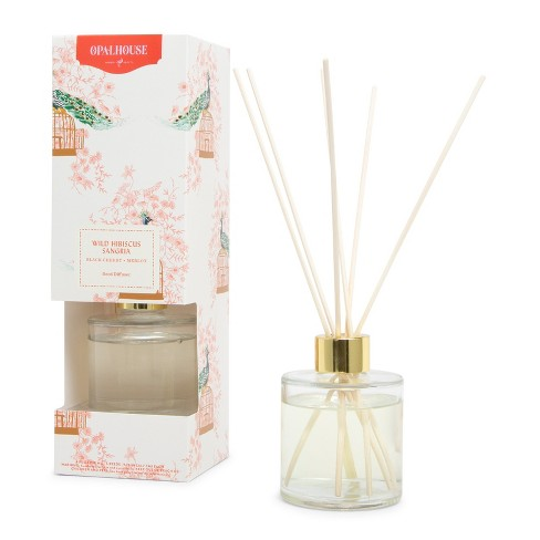 4 fl oz Oil Diffuser Wild Hibiscus Sangria - Floral Collection - Opalhouse™ - image 1 of 2