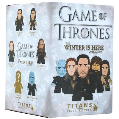 "Geek Fuel c/o INDUSTRY RINO Game of Thrones Night King 3"" TITANS Vinyl Figure"