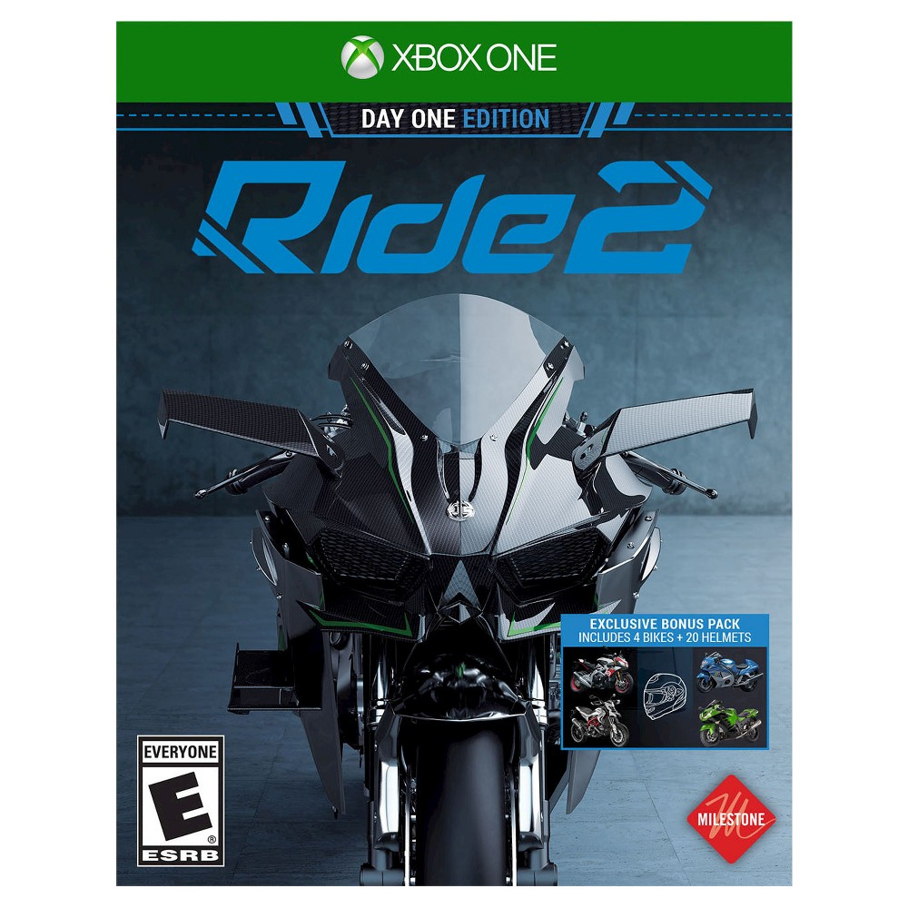 Ride 2 Xbox One, Video Games