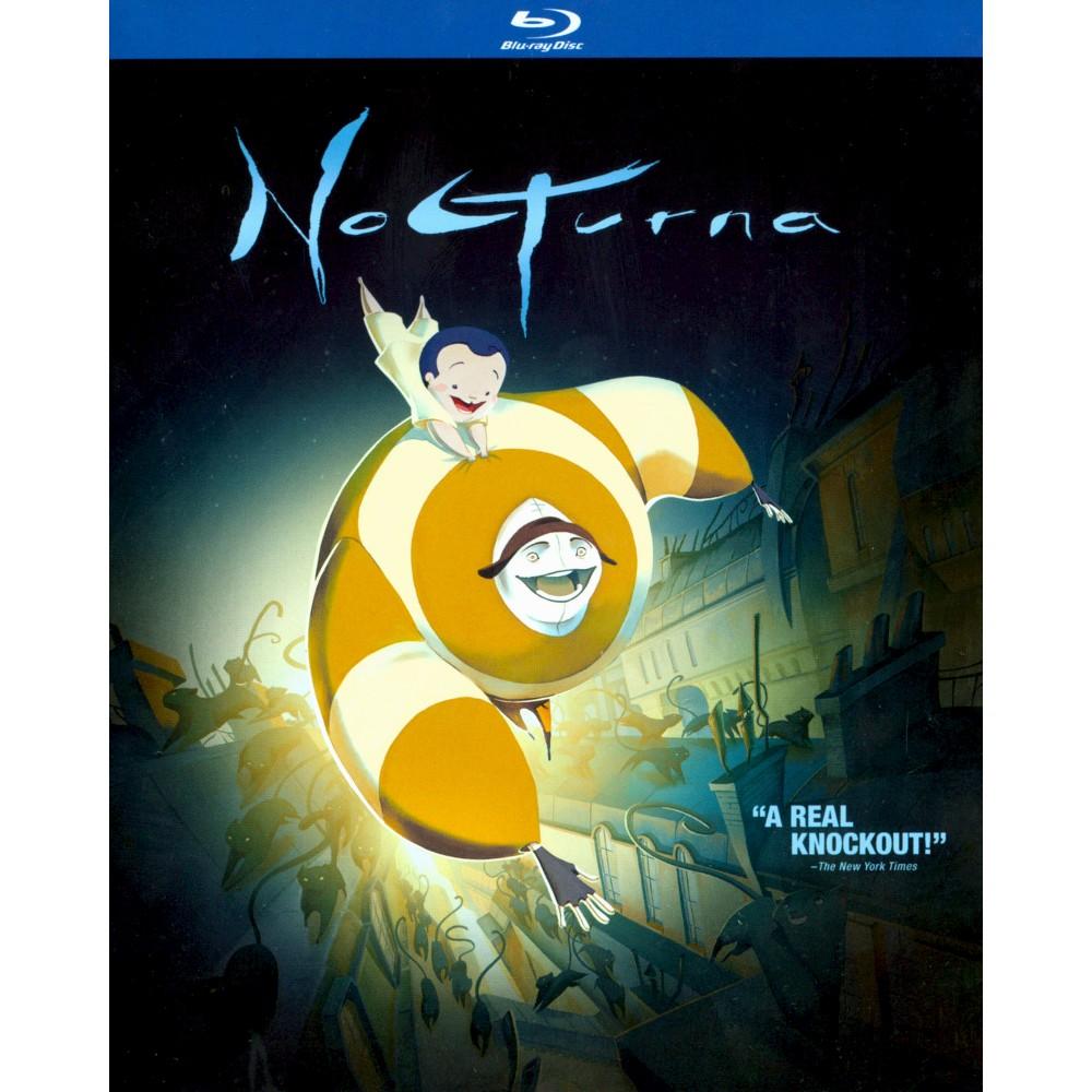 Nocturna (Blu-ray), Movies