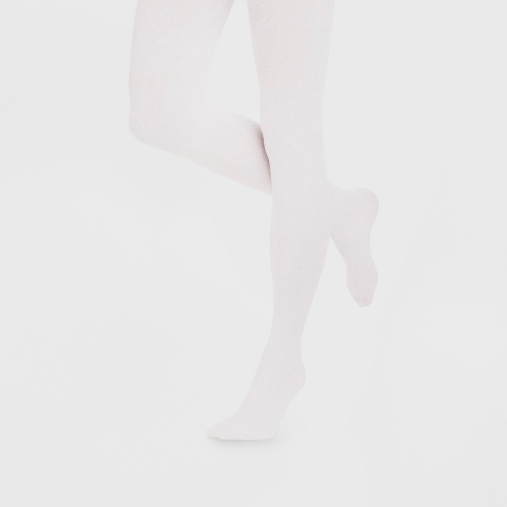 Image of Women's 40D Opaque Tights - Xhilaration White L/XL, Women's, Size: Large/XL