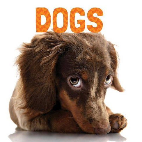 Dogs - (Animal Lovers) (Board_book) - image 1 of 1