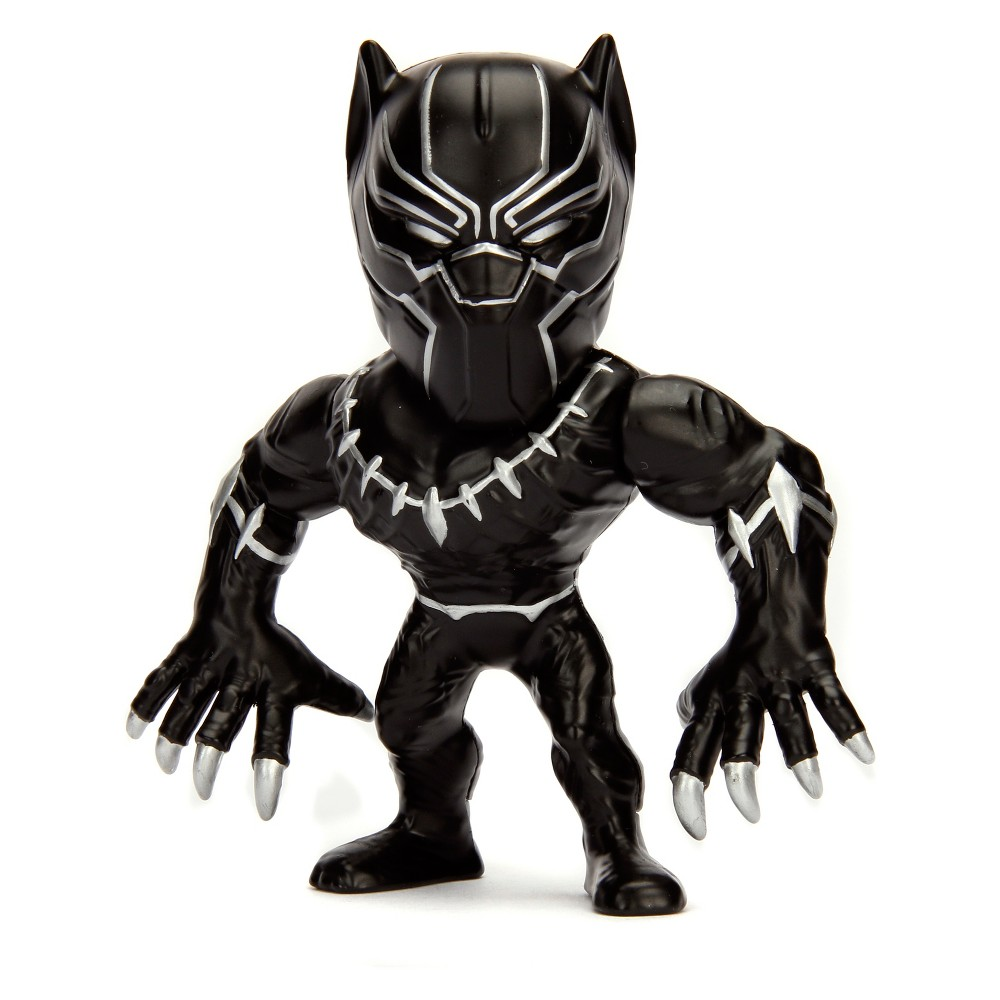 Nano Metalfigs 4 Figure - Black Panther