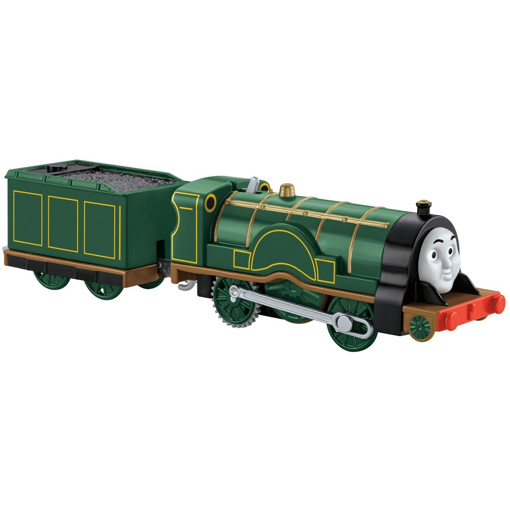 Fisher-Price Thomas & Friends TrackMaster Motorized Emily Engine, Green