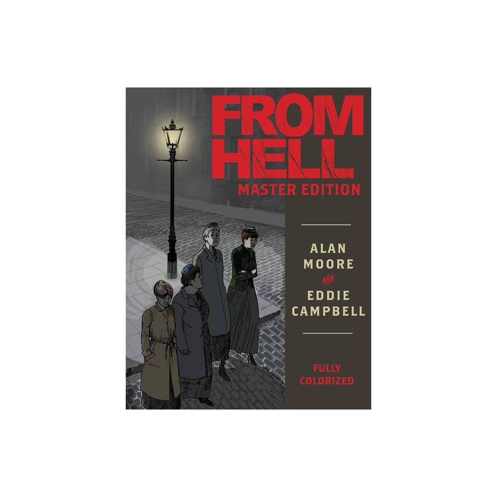 From Hell Master Edition By Alan Moore Hardcover
