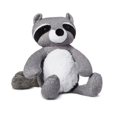 Plush Raccoon - Cloud Island™ - Gray