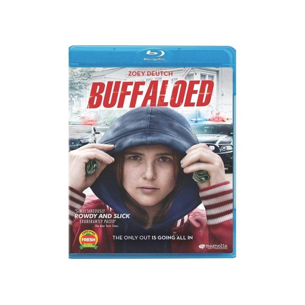 Buffaloed Blu Ray