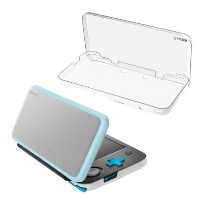 INSTEN Clear Protective Crystal Case Compatible with New Nintendo 2DS XL