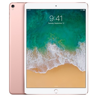 Apple® iPad Pro 10.5  64GB Wi-Fi Only (2017 Model, MQDY2LL/A)- Rose Gold