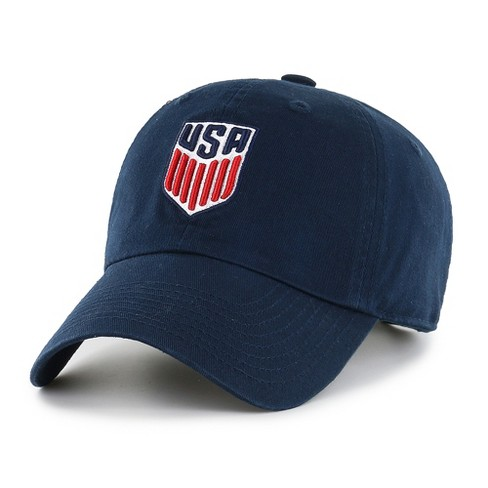 d847dc080ef U.S. Soccer Clean Up Adjustable Cap Hat By Fan Favorite   Target