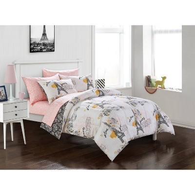 Paris Love Bed in a Bag Pink - Heritage Club