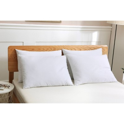 4pk Duck Feather Bed Pillow - St. James Home