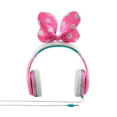eKids Wired Headphones - Minnie Mouse