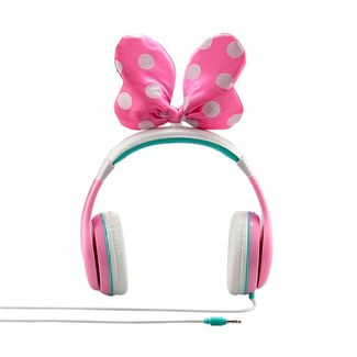 eKids Wired Headphones - Minnie Mouse