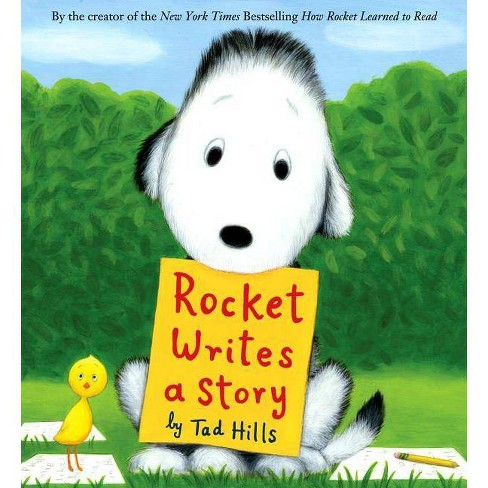 Rocket Writes a Story (Hardcover) by Tad Hills - image 1 of 1