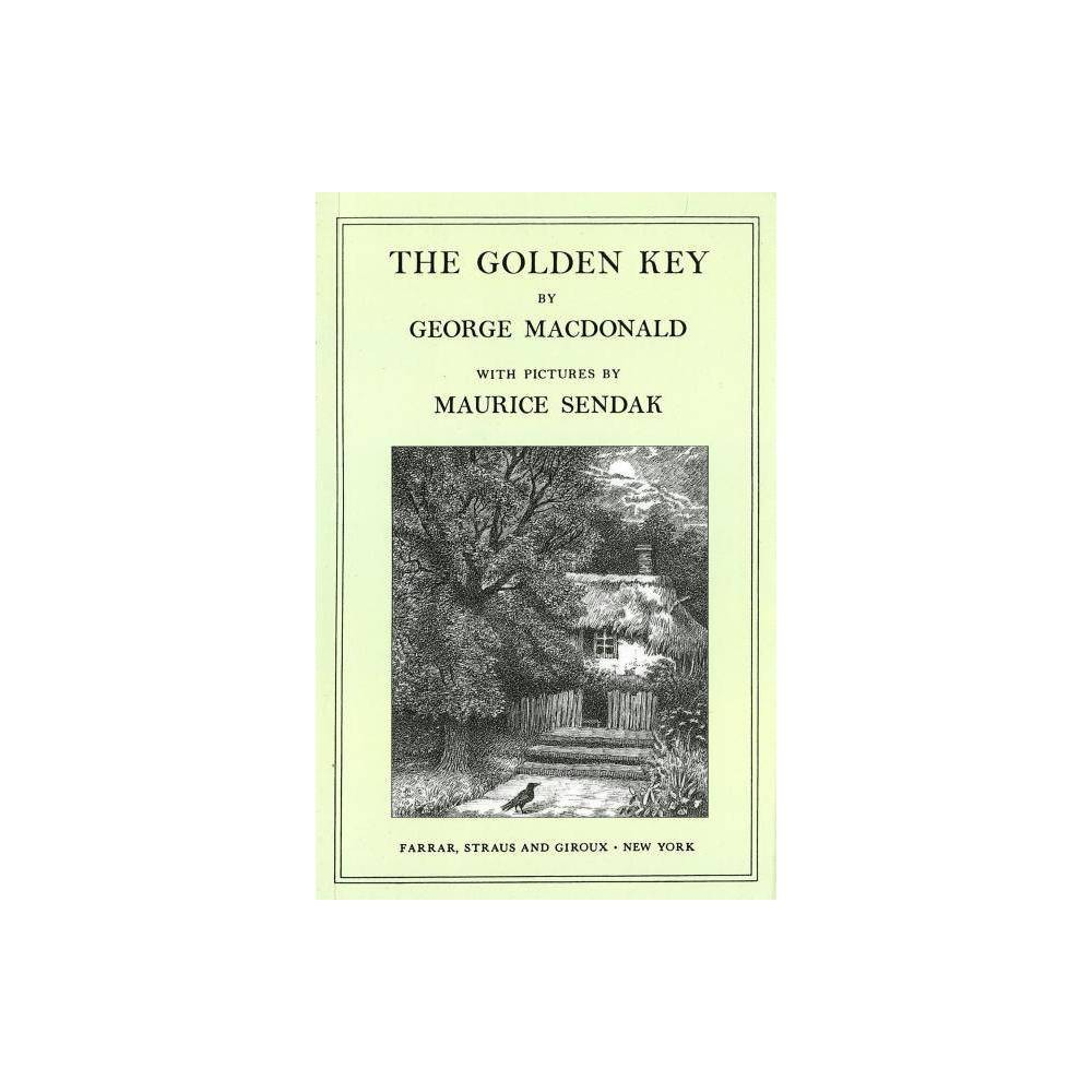 The Golden Key 2nd Edition By George Macdonald Paperback