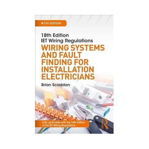 Magnificent 18Th Edition Iet Wiring Regulations Wiring Systems And Fault Wiring Cloud Battdienstapotheekhoekschewaardnl