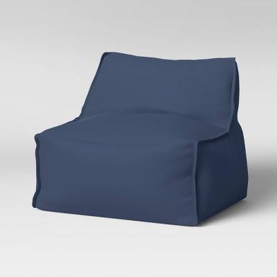 Armless Bean Bag Chair - Pillowfort™
