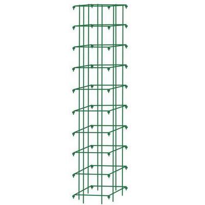 "Bean Tower Vegetable Support, Heavy Gauge Trellis 65"" Tall - Gardener's Supply Company"