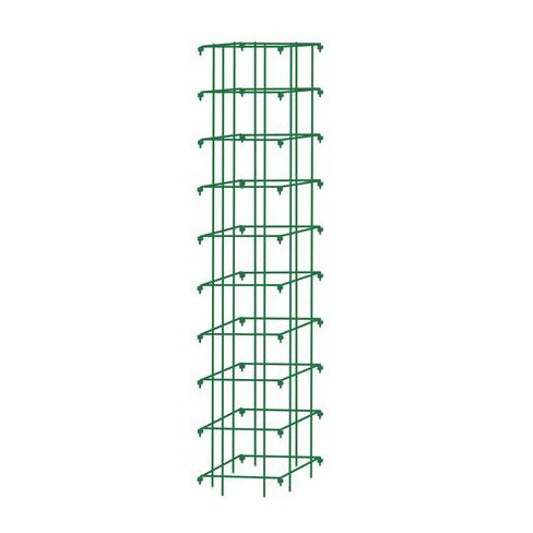 """Bean Tower Vegetable Support, Heavy Gauge Trellis 65"""" Tall - Gardener's Supply Company - image 1 of 3"""