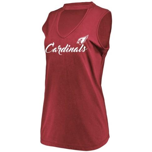 9a71c0895201 NFL Arizona Cardinals Women s Constant Effort Sleeveless T-Shirt ...