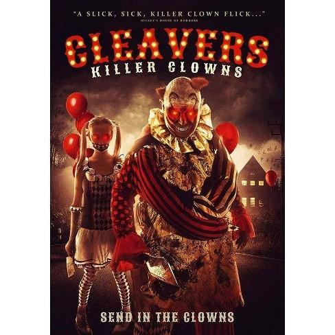 Cleavers: Killer Clowns (DVD) - image 1 of 1