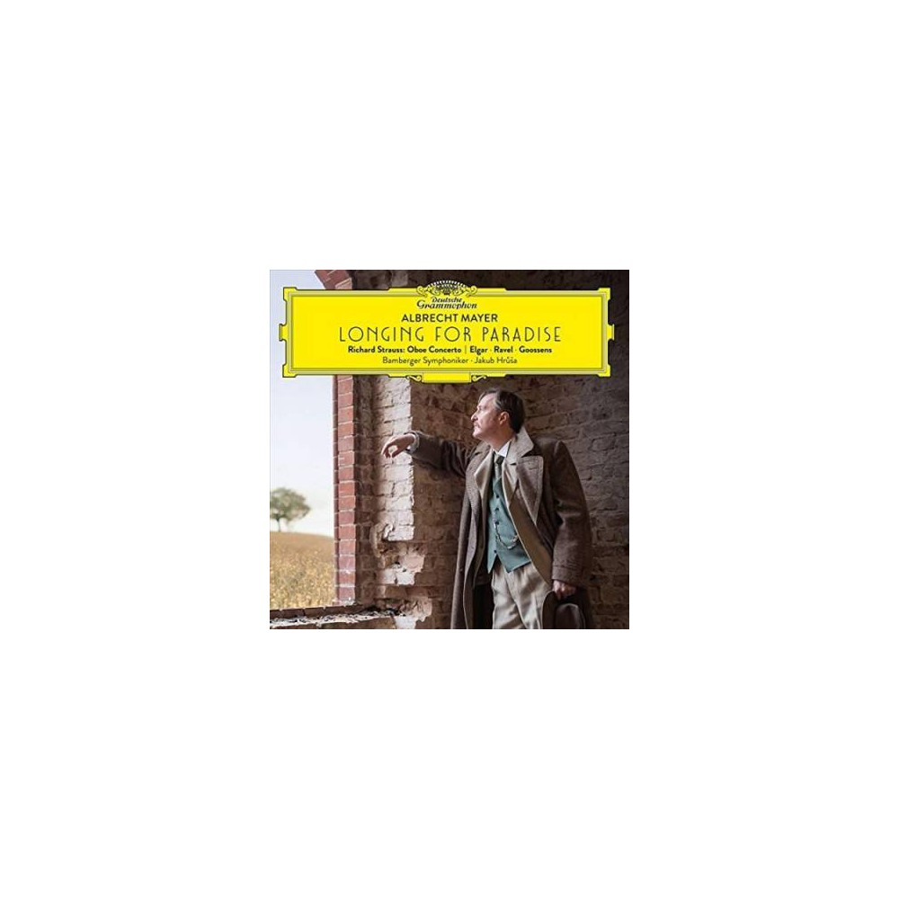 Albrecht Mayer - Longing For Paradise (CD)