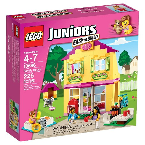 LEGO® Juniors Family House 10686 - image 1 of 13