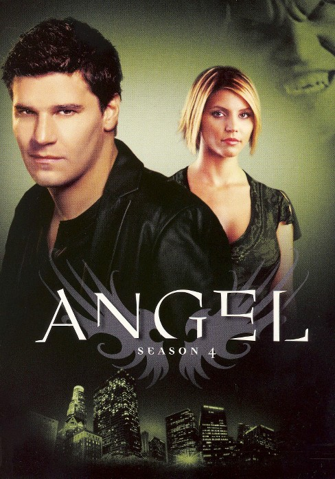 Angel: The Complete Fourth Season [6 Discs] - image 1 of 1