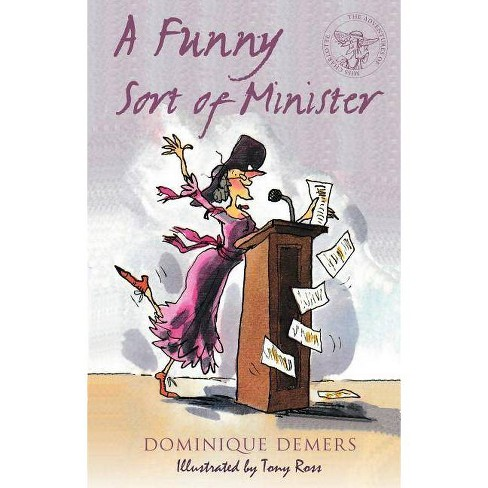 A Funny Sort of Minister - by  Dominique DeMers (Paperback) - image 1 of 1