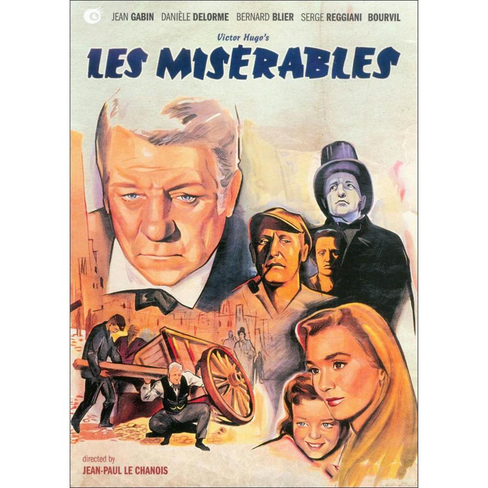 Les Miserables (Dvd), Movies