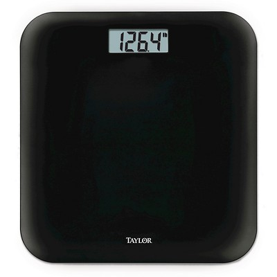Digital Pillow Top Scale Black - Taylor