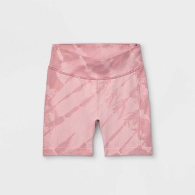 "Girls' 5"" Seamless Bike Shorts - All in Motion™"