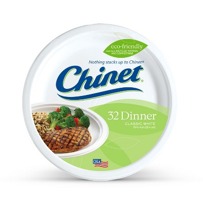 Disposable Tableware: Chinet