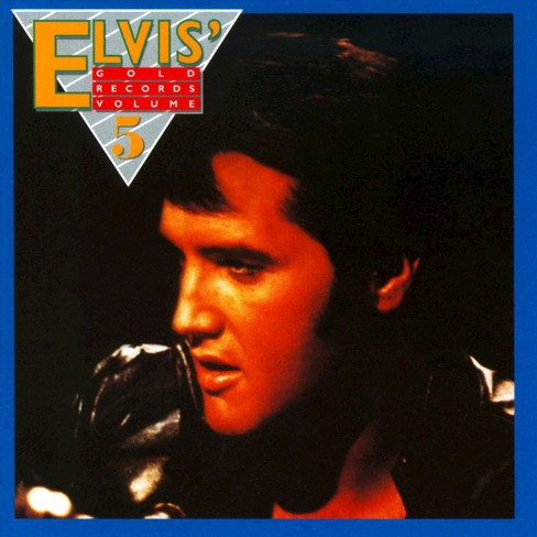 Elvis presley - Golden records vol 5 (CD) - image 1 of 1