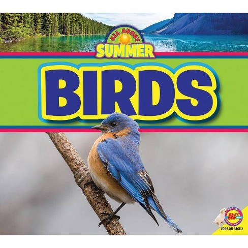 Birds - (All about Summer) by  Ruth Daly (Paperback) - image 1 of 1