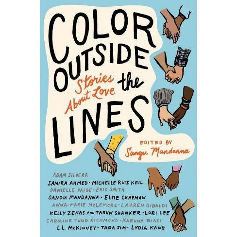 Color Outside the Lines - (Hardcover) - image 1 of 1