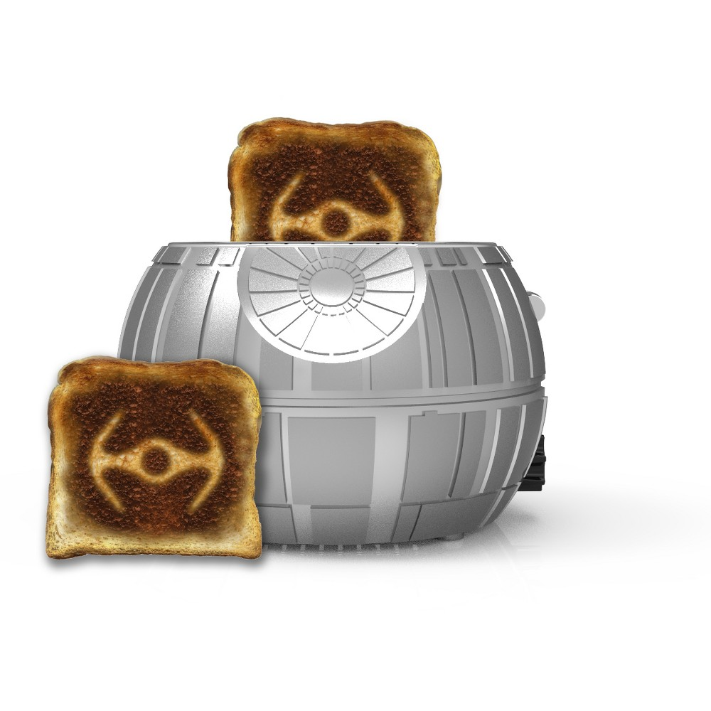 Star Wars Death Start Toaster, Silver