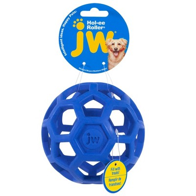 JW Hol-ee Roller Dog Toy - M