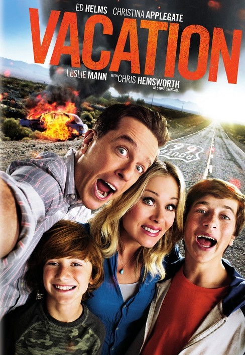 Vacation Dvd Video Target