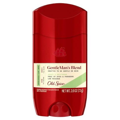 Old Spice GentleMan's Blend Antiperspirant & Deodorant Amber & Driftwood - 2.6oz - image 1 of 2