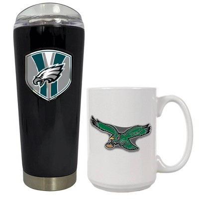 NFL Philadelphia Eagles Roadie Tumbler and Mug Set