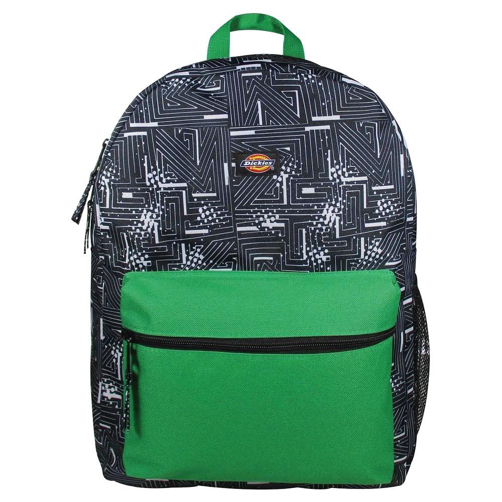 Dickies 13 Printed Student Backpack - Off Black